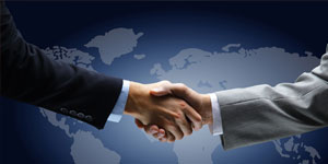Partners with us